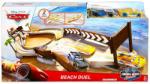 Mattel Verdák - Tűzgolyó tengerparti versenyzők ütközet