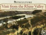 Stonemaier Games Visit From The Rhine Valley - Viticulture Joc de societate