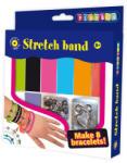 Playbox Kreatív szett - Stretch Band - nyújtható karkötő készítő (2471282)