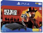 Sony PlayStation 4 Slim 1TB (PS4 Slim 1TB) + Red Dead Redemption 2 Console