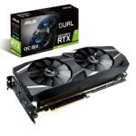 ASUS GeForce RTX 2070 8GB GDDR6 (DUAL-RTX2070-O8G) Видео карти