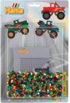 Hama Autók vasalható midi gyöngy szett 2000 db-os