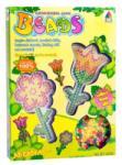 Mega Creative Beads gyöngykirakó virágos sablonokkal