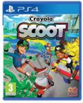 Outright Games Crayola Scoot (PS4) Software - jocuri