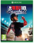 MLB R.B.I. 18 Baseball (Xbox One) Játékprogram