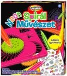 Creative Kids Neon Spirál Művészet (74526)