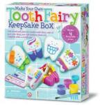 4M Tooth Fairy - fogtündér emléktárgyas doboz készítő szett (64558)