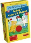 HABA Primele mele jocuri: Învaţă culorile şi formele cu Ursuleţul Teddy