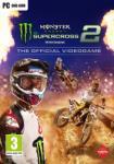 Milestone Monster Energy Supercross 2 (PC) Játékprogram