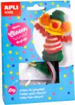 APLI Craft Kit figura készítő - Cirkuszi bohóc (APLI14632)