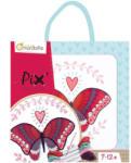 Avenue Mandarine Gyermek hímző készlet - Pillangó motívummal (AVENUEMKC033O)