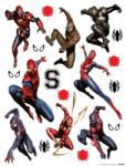AG Design Stickere perete Amazing Spider-Man Decoratiune camera copii