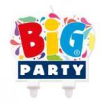 Big Party Lumanare Decorativa 9 x 7 cm Big Party BP73420 (BP73420)