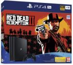 Sony PlayStation 4 Pro 1TB (PS4 Pro 1TB) + Red Dead Redemption 2 Console