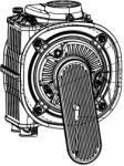 Motan Schimbator C14 3+1 isothermic Motan Mkdens (E12167)