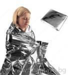 ШантавоЕ Термо одеяло за оцеляване с джобен размер