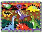 Melissa & Doug MD3747 (7) - Dinozauri Puzzle
