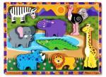 Melissa & Doug MD3722 (8) - Safari Puzzle