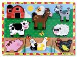 Melissa & Doug MD3723 (8) - Animale de ferma Puzzle