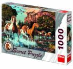 Dino Titkos Gyűjtemény - Lovak 1000 db-os (532649)