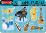 Melissa & Doug MD0732 - Instrumente muzicale Puzzle