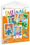 Sentosphère Pótlapok - Kislányok, homokszórós játékhoz (SA884 R)