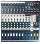 Soundcraft EFX-8 Mixer audio
