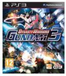 Koei Dynasty Warriors Gundam 3 (PS3) Software - jocuri