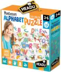 Headu Puzzle Alfabet 3d - Headu (he20973)
