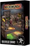 Games Workshop Necromunda Bulkhead Doors társasjáték kiegészítő