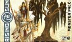 CMON Rising Sun: Monster Pack társasjáték kiegészítő