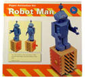 Flying Pig Flying Pig: Mozgó papírjáték - Robot (94400016)