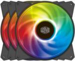 Cooler Master MF120R RGB 120x25mm 3 pack (R4-120R-203C-R1)