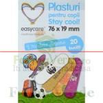 EASY CARE Plasturi pentru copii STAY COOL 20 bucati Easy Care