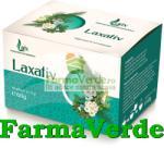 LARIX Ceai Laxativ 40 doze Larix