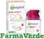 Elmiplant Sarantis CC Cream Deschis Crema Anti Imbatranire 50 ml Skin Repair