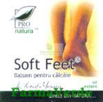 Pronatura Medica Balsam pentru calcaie Soft Feet 40 gr Medica ProNatura