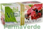 BIVITAL Ceai Multifruct 24 dz X 2 gr BIVITAL