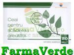 Sun Wave Pharma Ceai pentru scaderea greutatii corporale 20 doze Sun Wave Pharma