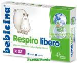 Hipocrate Omega Pharma Respiro Libero plasturi balsamici decongestionanti Hipocrate