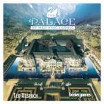 Bezier Games The Palace of Mad King Ludwig stratégiai társasjáték