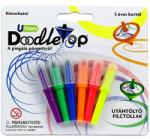 U Create Doodletop pingáló pörgettyű utántöltő 6 db-os