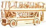 Wooden City London busz 3D puzzle (WR303)