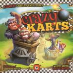 PORTAL GAMES Crazy Karts stratégiai társasjáték