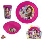 Disney - Soy Luna étkészlet, műanyag (LEY102523)