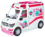 Mattel Barbie Mentőautó fénnyel és hanggal