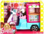 Mattel Barbie Streetfood bisztró robogója (FHR08)