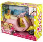 Mattel Barbie robogó