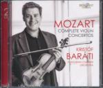 BRILLIANT Wolfgang Amadeus Mozart: Complete Violin Concertos - 2 CD