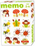Dohány Memo - Rovarok memóriajáték (637/08)